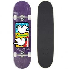 Skateboard ALMOST Double Doves Skateistan 8.0
