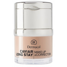 Dermacol Caviar Long Stay Make-Up & Corrector 30ml - 1 Pale
