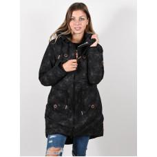 Alife and Kickin CharlotteAK A MOONLESS zimní bunda dámská - XS