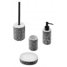 SAPHO - PATCHWORK sada koupelnových doplňků (PW320)