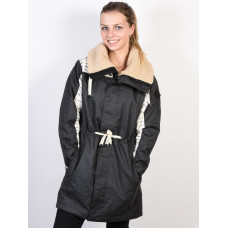 Burton HAZELTON TRUBLK/CNVBGO zimní bunda dámská - S