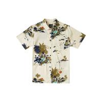 Billabong TREK CHINO pánská košile krátký rukáv - XL