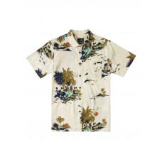 Billabong TREK CHINO pánská košile krátký rukáv - M