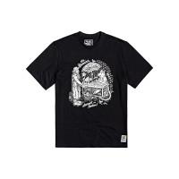 Element VENDOR FLINT BLACK pánské tričko s krátkým rukávem - M