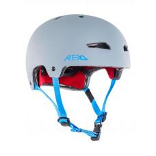REKD Elite GREY/BLUE skate board přilba - L