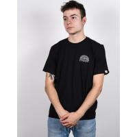 Element ODYSSEY FLINT BLACK pánské tričko s krátkým rukávem - XL