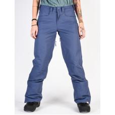 Roxy BACKYARD crown blue zateplené kalhoty dámské - L
