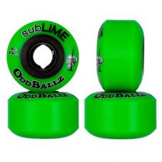 Kolečka ABEC11 Sublime OddBallz 61mm