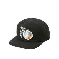 RVCA SAGE VAUGHN black baseball čepice