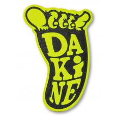 Dakine SHAKASQUATCH BLK/CITRON grip snowboard