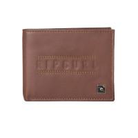 Rip Curl CLASSIC ALL DAY brown luxusní pánská peněženka