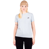 Vans VISTA VIEW CREW BALLAD BLUE dámské tričko s krátkým rukávem - M
