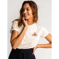 Billabong ESCAPE COOL WIP dámské tričko s krátkým rukávem - S