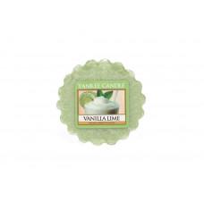 Yankee Candle Vonný vosk Vanilla lime 22g