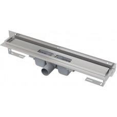 Alcaplast APZ4-650 podlahový žlab ke zdikout min. 700mm (APZ4-650)