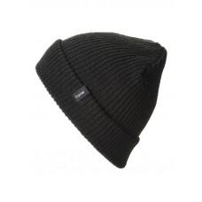 RVCA DAYSHIFT III black pánská zimní čepice