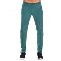 Horsefeathers RITCHIE TEAL plátěné sportovní kalhoty pánské - 34