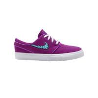 Nike SB STEFAN JANOSKI (GS) PURPLE/LSRBLUE dětské letní boty - 38,5EUR