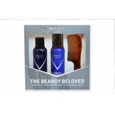 MENROCK The Beardy Beloved Starter Nourishing SET