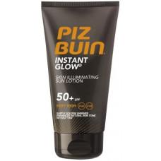 PIZ BUIN Instant Glow Skin Illuminating Sun Lotion SPF 50+ 150ml