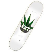 Jart Leaf black skateboard deska - 8.0