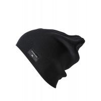 Quiksilver CUSHY SLOUCH black pánská zimní čepice
