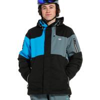 Rehall DRIFT black zimní bunda pánská - M