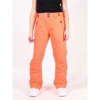 Rehall ABBEY HOT CORAL zateplené kalhoty dámské - L