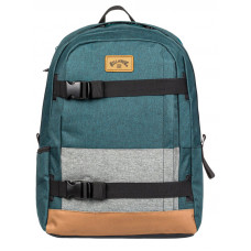 Billabong COMMAND SKATE DEEP TEAL studentský batoh