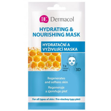 Dermacol Hydrating & Nourishing Mask 15ml