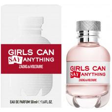 Zadig & Voltaire Girls Can Say Anything parfémovaná voda Pro ženy 50ml