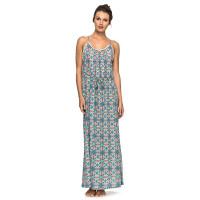 Roxy BEAUTY ROXY MARSHMALLOW LAND OF TEHOTIHUAC luxusní plesové šaty dlouhé - L