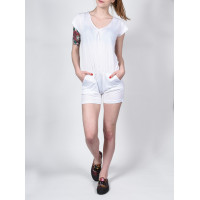 Ezekiel Laura WHT společenské šaty krátké - M
