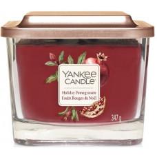Yankee Candle Elevation Holiday Pomegranate 347g