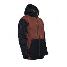 Horsefeathers REVEL TORTOISE zimní bunda pánská - XL