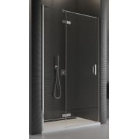 SanSwiss PU13PG 120 10 07 Sprchové dveře jednodílné 120 cm levé, chrom/sklo