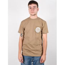 Etnies Laster SAFARI pánské tričko s krátkým rukávem - XL