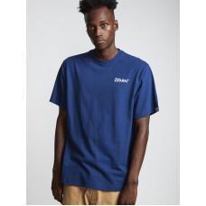 Element ALCOVE blue depths pánské tričko s krátkým rukávem - M