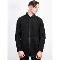 Vans SHELTON black jarní bunda pánská - XL