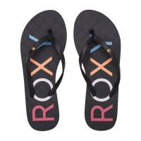 Roxy SANDY III BLACK MULTI plážovky - 37EUR