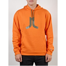 WESC Icon russet orange pánská mikina - M