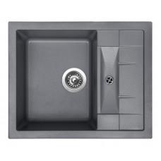 Sinks Kuchyňský dřez Crystal 615 Titanium