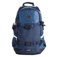 Element JAYWALKER indigo studentský batoh