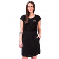 Horsefeathers MILLIE black společenské šaty krátké - S