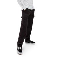 Vans SERVICE CARGO black plátěné sportovní kalhoty pánské - 33