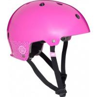 Inline helma K2 JR VARSITY pink (2020) velikost: S