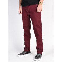 Element HOWLAND CLASSIC CHIN NAPA RED plátěné sportovní kalhoty pánské - 30