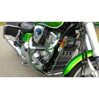 Honda VTX 1800 Custom kryt chladiče - Motofanda 6452
