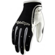 Troy Lee Designs XC black cyklistické rukavice - XL
