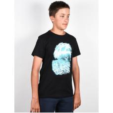 Billabong KOWA black dětské tričko s krátkým rukávem - 12